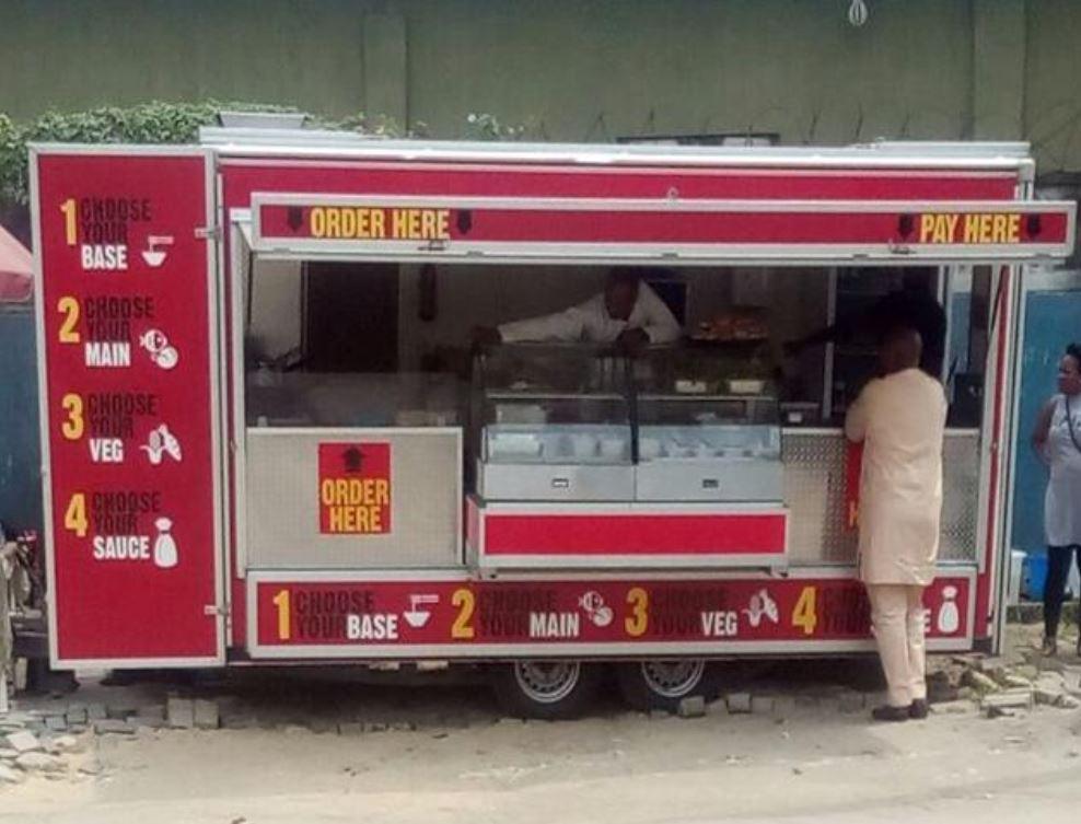 Mini Business Cart